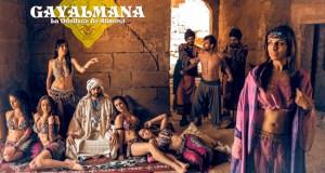 La obra recrea una leyenda de la Almería musulmana.