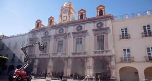 Plaza Vieja de Almería.