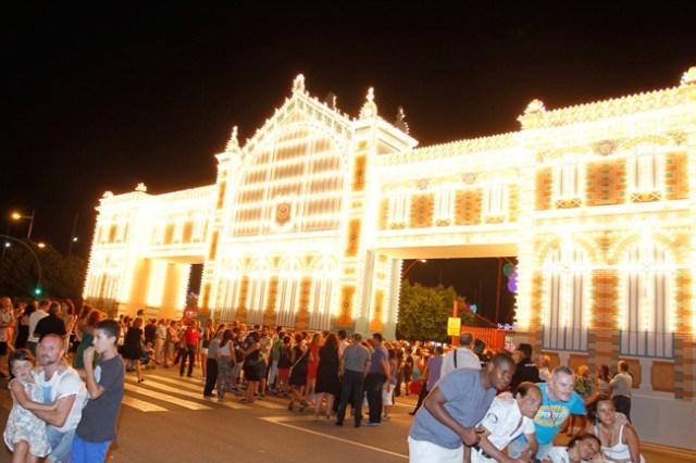 Portada de la Feria de la noche.