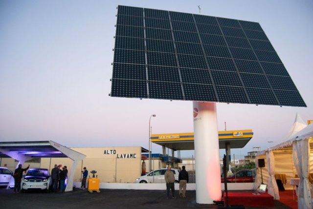 Sun Tower instalada por Solarec en El Ejido.