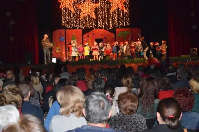 Concierto navideño en Gádor