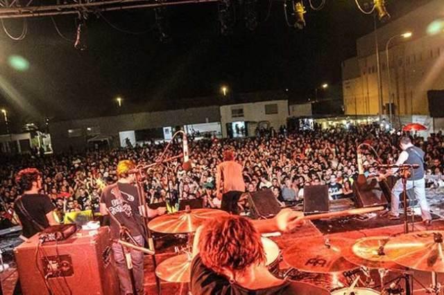 The Juerga's Rock Festival prepara su V aniversario y es nominado a los III premios Lo mejor de 2016