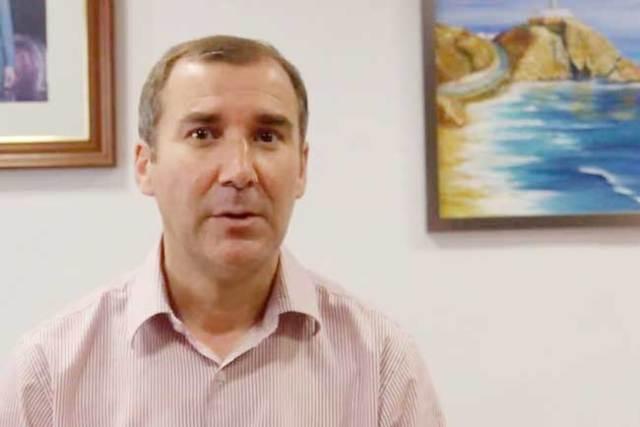 Antonio Giménez.