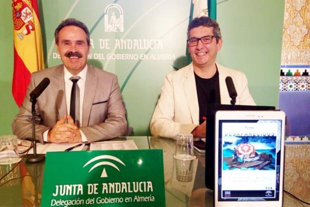 Alfredo Valdivia y Arturo Pino.