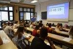 Medio millar de alumnos se enfrentan la próxima semana a las pruebas de acceso en Almería