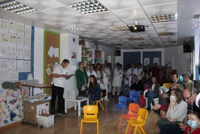 Torrecárdenas celebra su Semana del Libro y conmemora el Día del Libro.