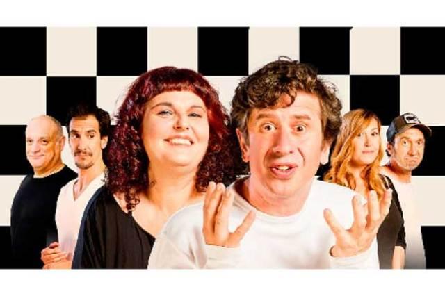 La comedia El intercambio, en el Teatro Auditorio de Roquetas de Mar.
