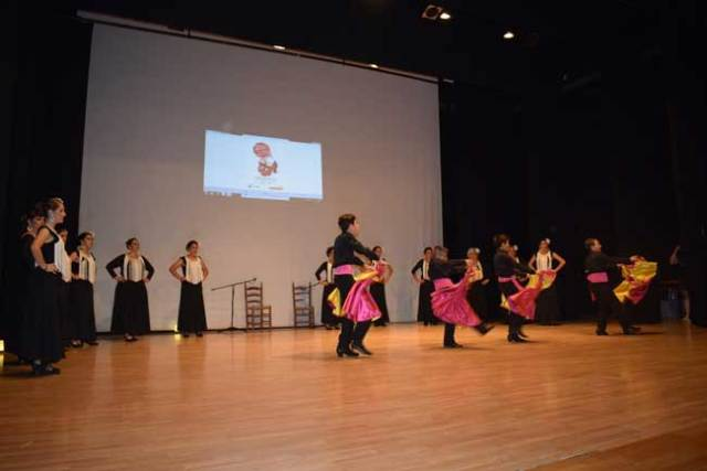 Festival de Flamenco celebrado en Níjar.