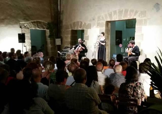 Uno de los conciertos del Ciclo del Castillo de Guardias Viejas.