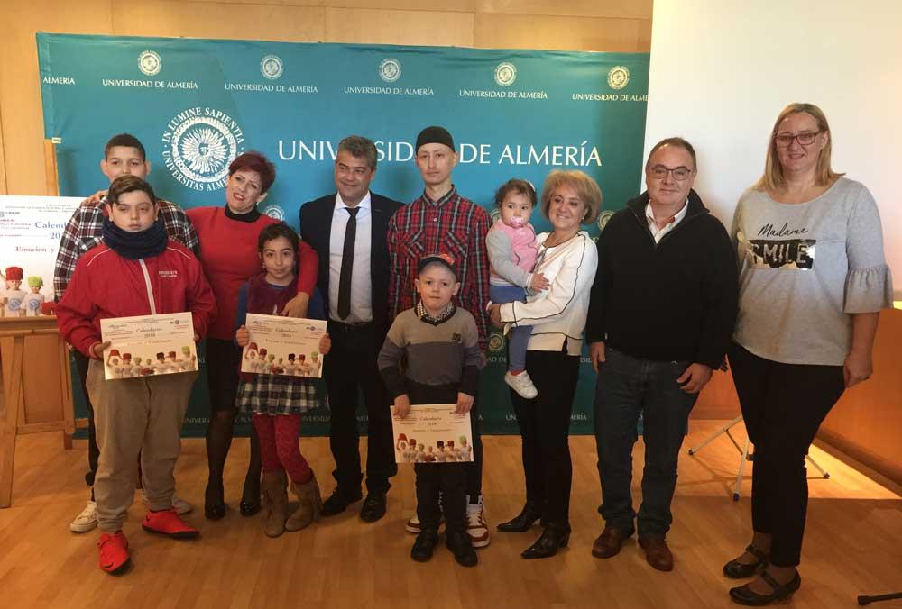 Calendario Ual.Argar Presenta Su Calendario Solidario Realizado En La Ual Novapolis