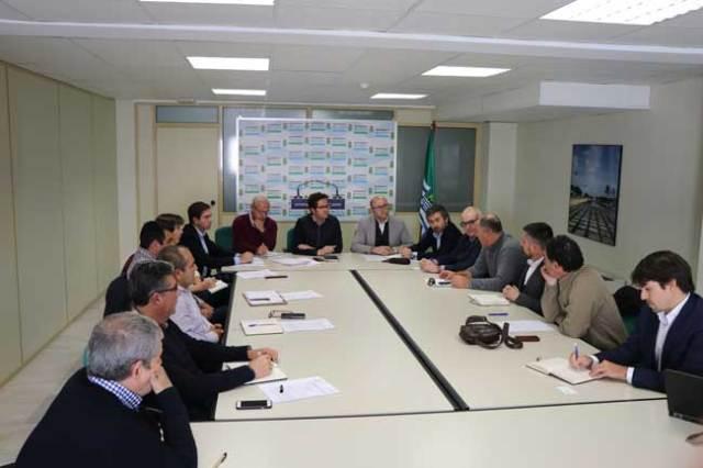 Reunión de la Comisión de Restos Vegetales.