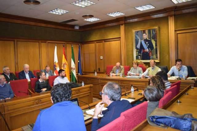 Reunión de la junta del Consorcio del Sector II.