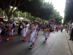 El Carnaval toma las calles de Almería este fin de semana