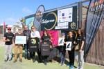 La Culoperro 2018 reúne en Almerimar a los mejores windsurfistas del país