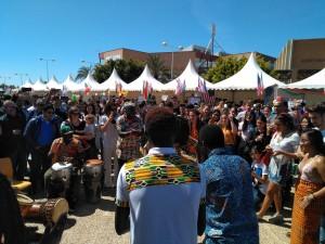 Bailes típicos de Brasil y Guinea Ecuatorial