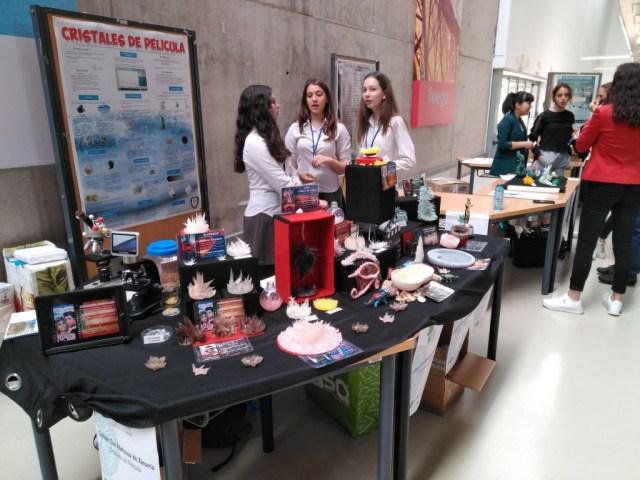 Exposición del IES San Ildefonso
