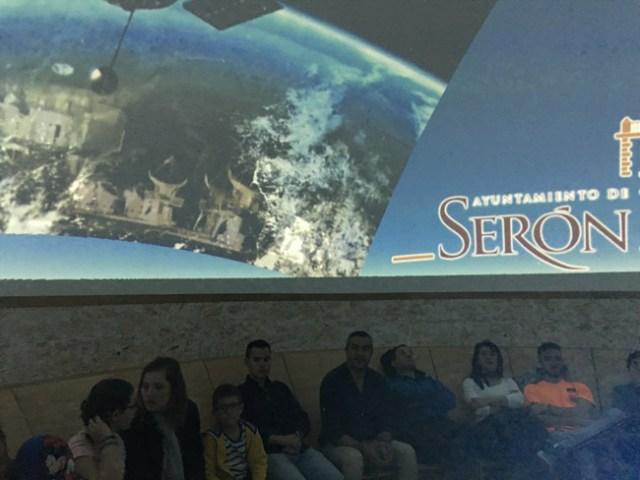 Planetario de Serón.
