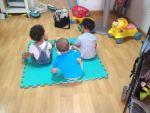 El Programa de Acogimiento de Cruz Roja celebra el Día del Niño con teatro familiar