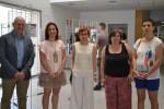 La UAL cierra el tour de la muestra fotográfica de la Asociación Lactalmería