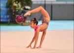 La gimnasta ejidense Valeria García, convocada por la Federación Española