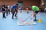 Actividad física y diversión, en unas jornadas de la UAL