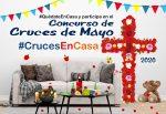 El Ejido hace el concurso de Cruces de Mayo desde casa