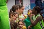 Practicar deporte en equipo en la adolescencia puede reducir los trastornos alimentarios en la adolescencia