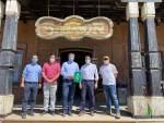 La Junta señala la seguridad como clave para el impulso de los parques temáticos, como el Oasys MiniHollywood de Tabernas