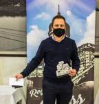 El gran maestro ruso Daniil Yuffa, campeón del I Másters de Ajedrez Roquetas de Mar