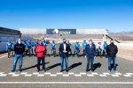 Movistar Team se 'alía' con el clima de 'Costa de Almería' para preparar su temporada ciclista