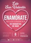 Sorteo de 14 estancias en hoteles y dos cestas románticas para fomentar las compras en San Valentín