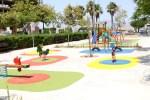 El Ejido renueva sus parques infantiles