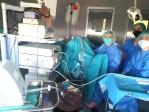 El Hospital Universitario Torrecárdenas, único centro en España que usa anestesia local para las ablaciones endometriales con radiofrecuencia