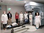El Hospital Universitario Torrecárdenas comienza a realizar tratamientos para pacientes oncológicos con un nuevo acelerador lineal