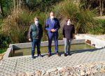 Turismo invierte casi 60.000 euros en la recuperación del manantial de los Baños de Santiago de Guarros en Paterna del Río