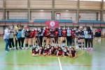 El Club Balonmano Roquetas clasifica a sus dos equipos Cadete femeninos entre los ocho mejores de Andalucía