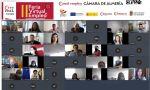 Mas de doscientos jóvenes, 40 empresas y un centenar de ofertas de trabajo se dan cita en la II Feria Virtual de Empleo