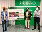 El Consorcio de Transporte invierte más de 130.000 euros en la mejora de paradas del Área Metropolitana