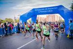 """Más de 650 corredores participan un año más en la IV edición de la Media Maratón """"Ciudad de Roquetas"""""""