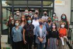 Almería se vuelca con las letras femeninas en el Día de las Escritoras