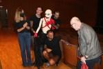 El Espejo Negro ya tiene su butaca de honor en el Auditorio de El Ejido