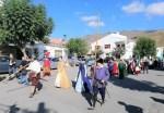 Padules hizo un viaje en el tiempo para recrear la Paz de las Alpujarras