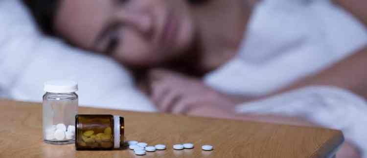 Image result for sleeping pills is bad to use
