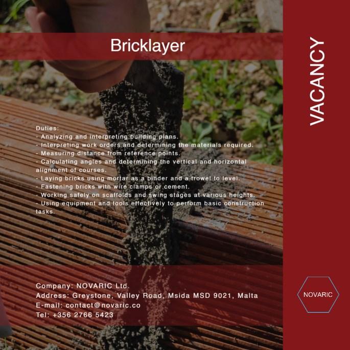 Bricklayer 1