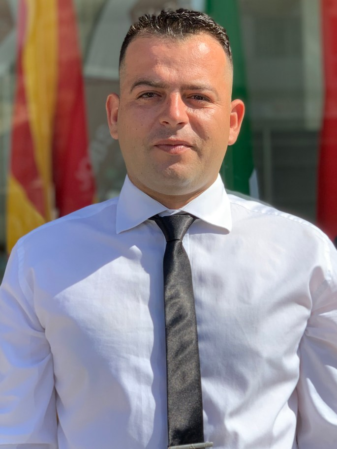 Elson KRAJA participant in the Competition Organized from NOVARIC®