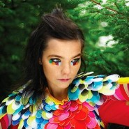 Bjork  The Age.jpg  BJORK publicity shot supplied