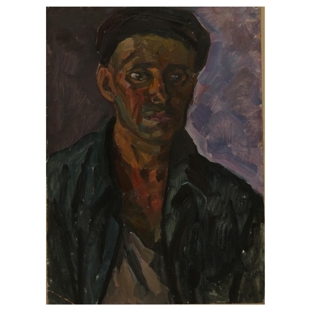 Avrutis kartina portret rabochego
