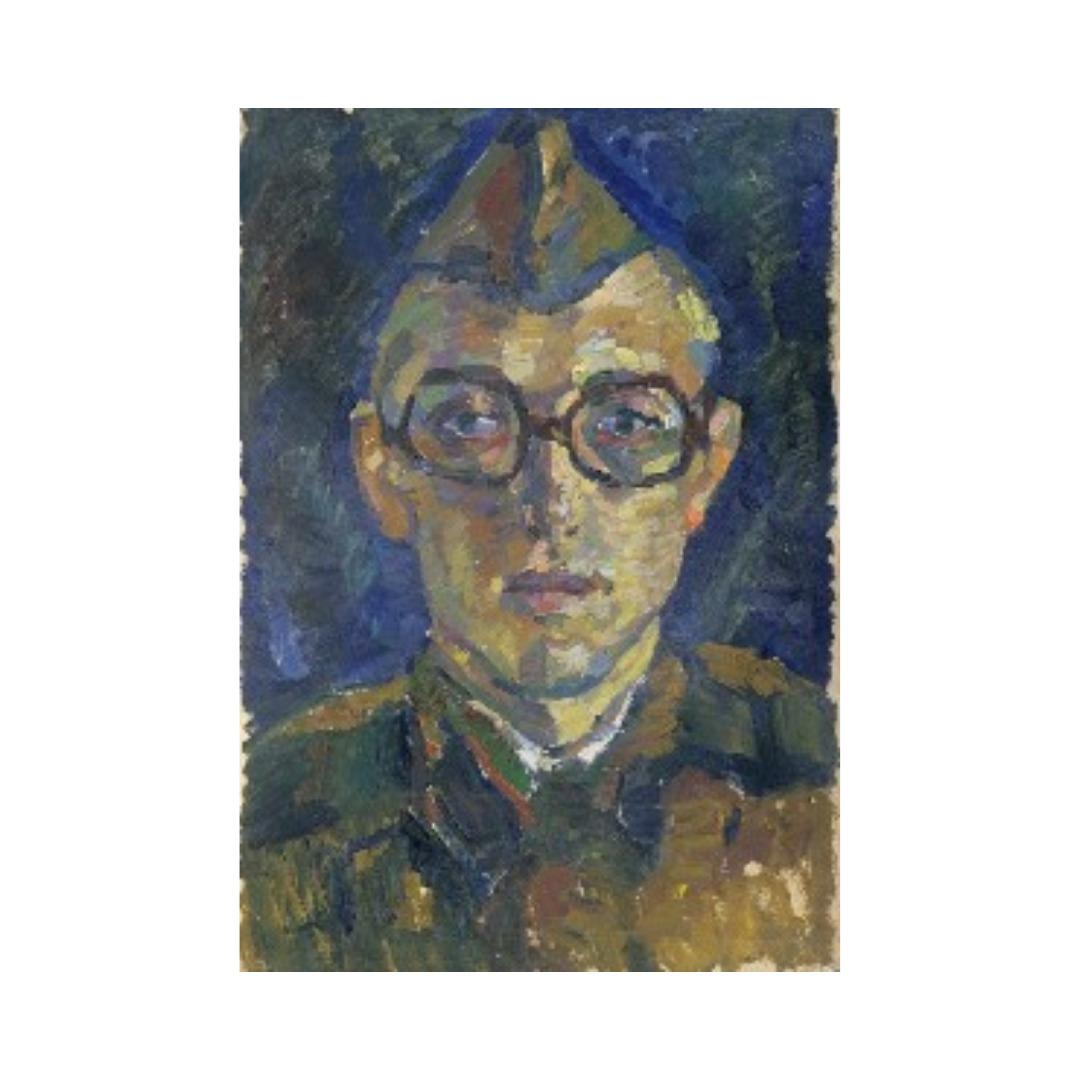 Avrutis kartina portret Edik Tarnovskij