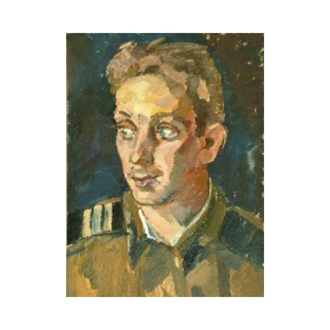 Avrutis kartina portret Kolya Nikolaev