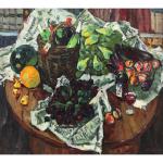 Kartina natyurmort frukty Pozdeev